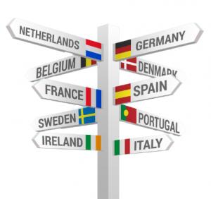 europe panneau