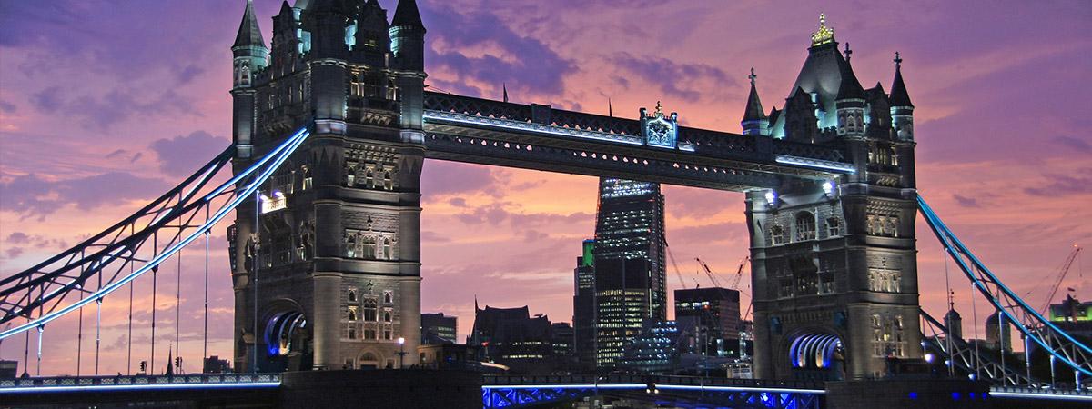 Nos séjours à Londres