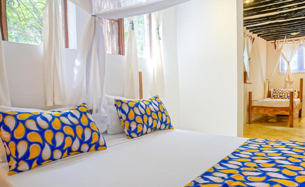 Suite jardin 40 m²